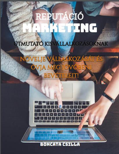 reputáció marketing útmutató