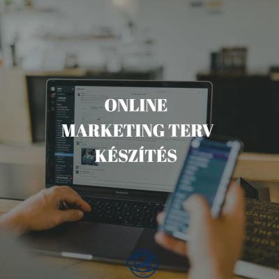 online marketing terv